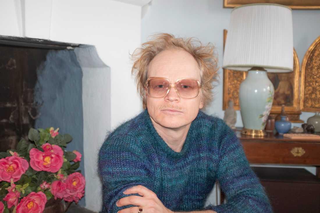 Martin Luuk, författare.
