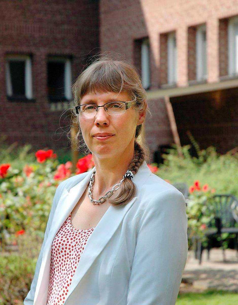Helena Kättström, djurskyddschef.