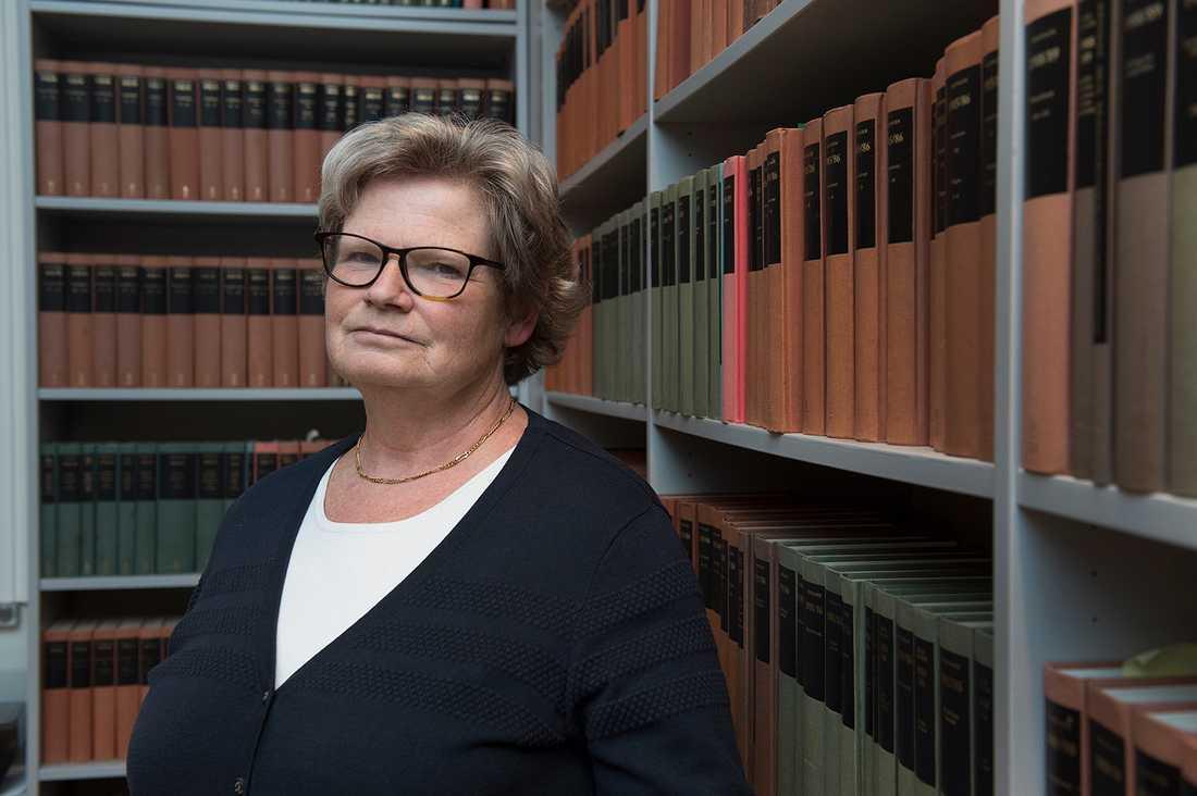 Vice chefsåklagare Kerstin Skarp har lett Palmeutredningen i snart 20 år. Nu planerar hon att lämna sin post – och utse en ny Palmeåklagare.