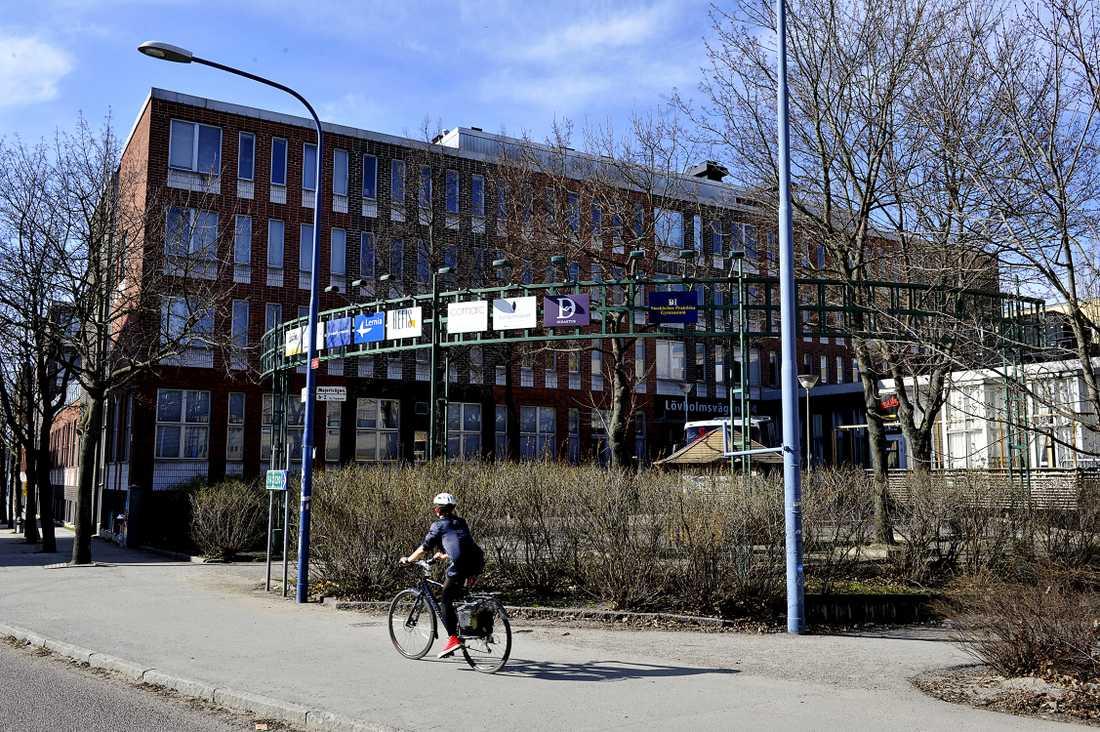 Academedia i Liljeholmen.