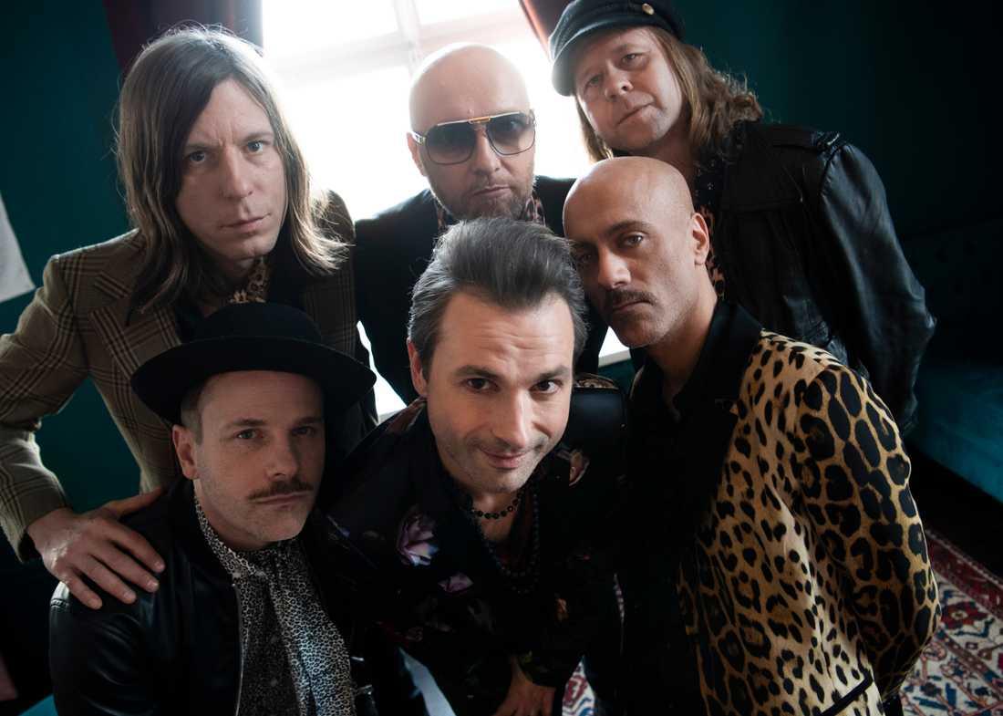 """The Ark återförenas och åker ut på turné, 20 år efter att debutalbumet """"We are The Ark"""" släpptes. Bandet splittrades år 2011."""