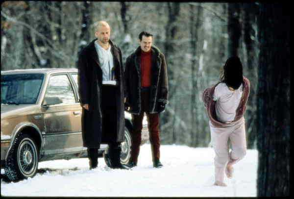 """Peter Stormare och Steve Buscemi i """"Fargo""""."""