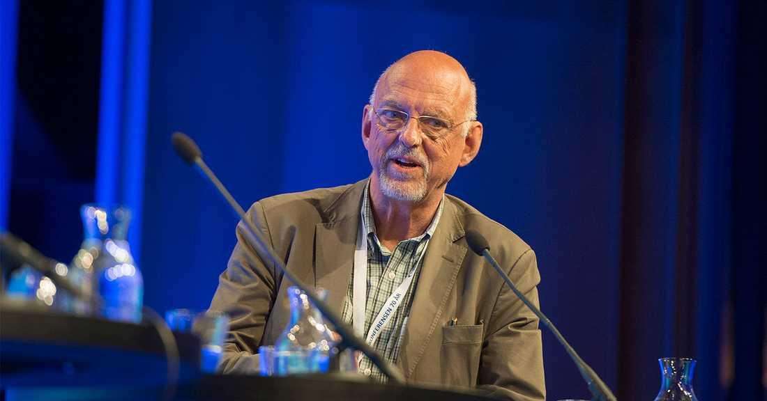 Hans Dahlgren blir EU-minister i den nya regeringen.
