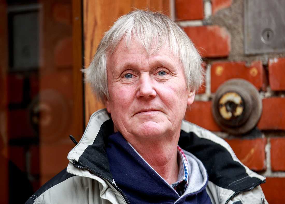 Dan Granvik, pensionerad polis i Malmö.