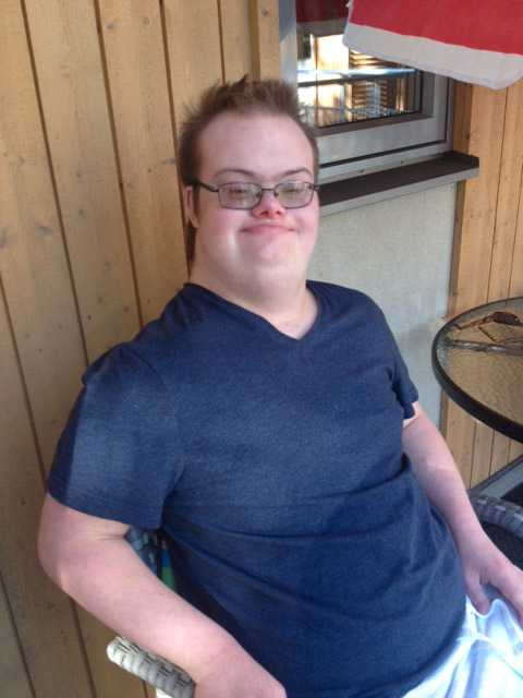 Eric Torell, 20, sköts ihjäl av polis.