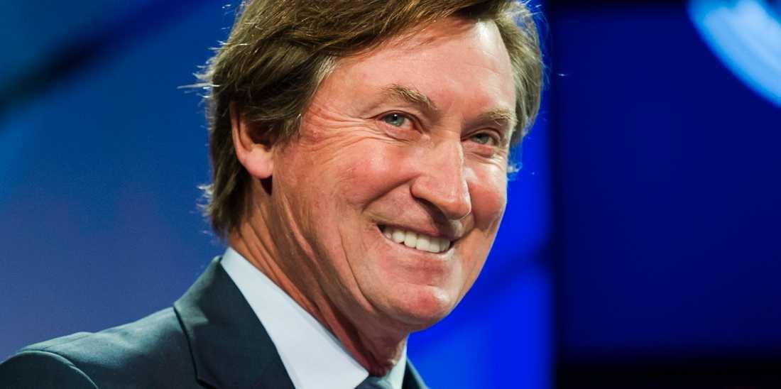 Wayne Gretzky.