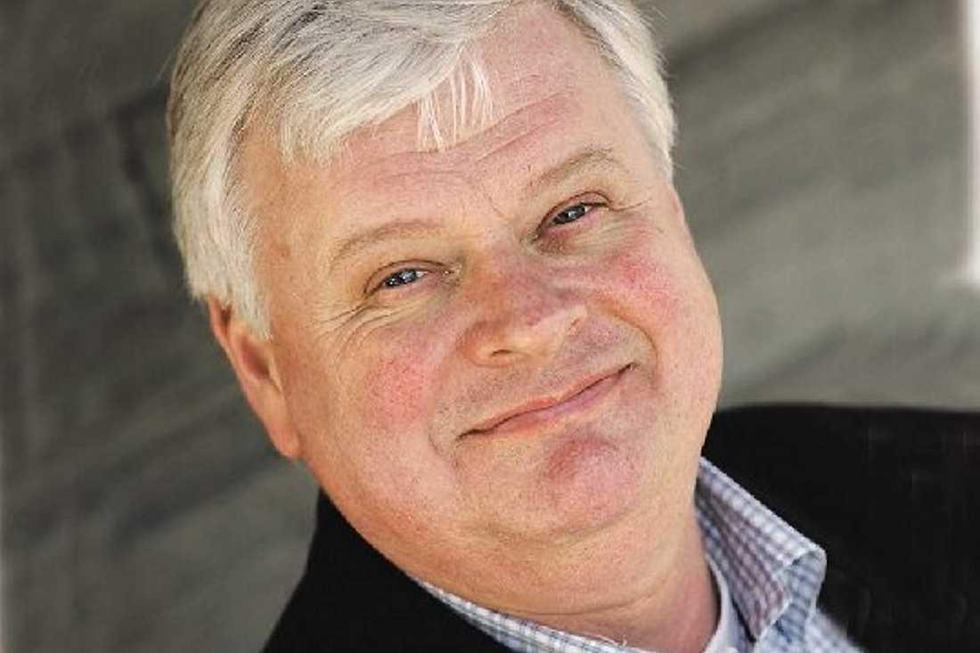 Lars-Ingvar Ljungmann, ordförande partidistriktet Skåne.