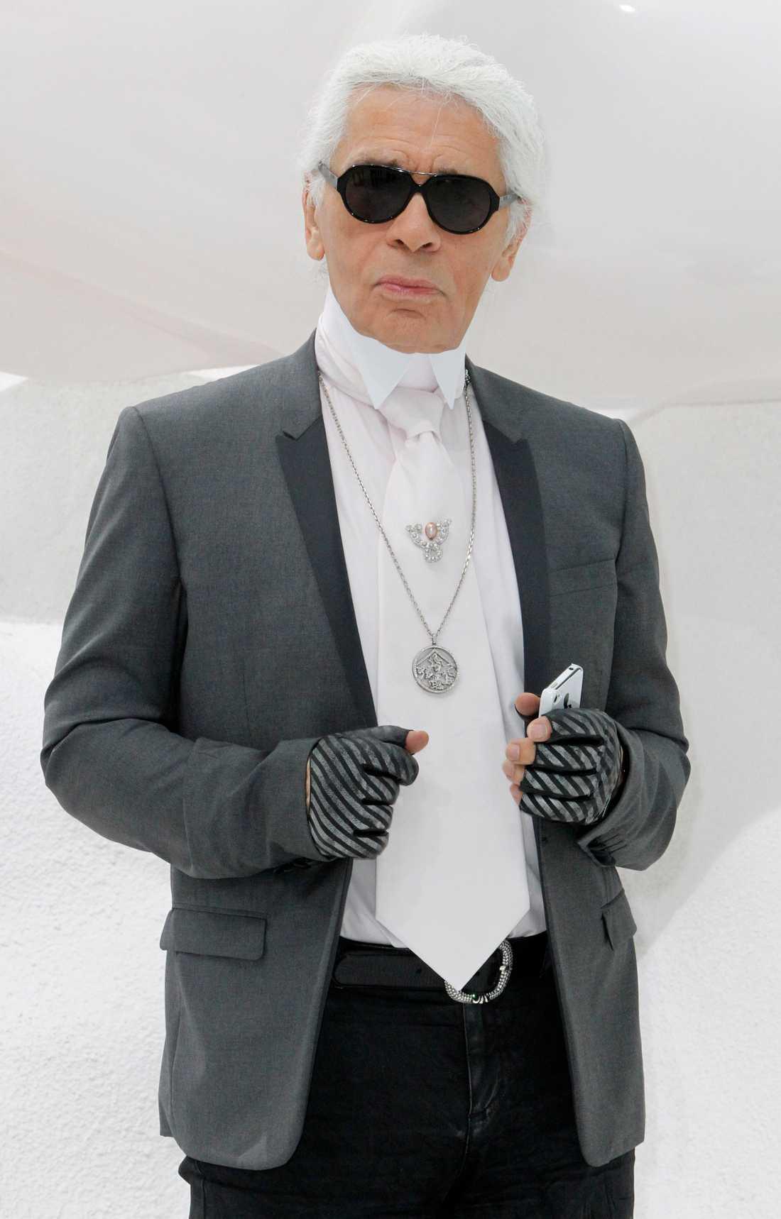 Karl Lagerfeld 2011