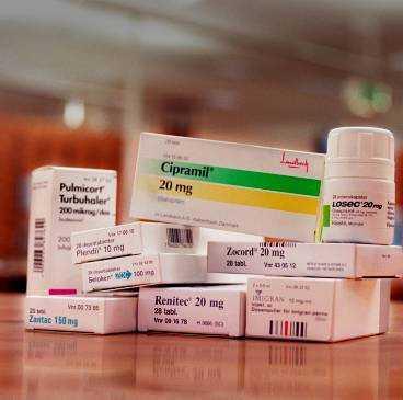 medicin mot lågt blodtryck