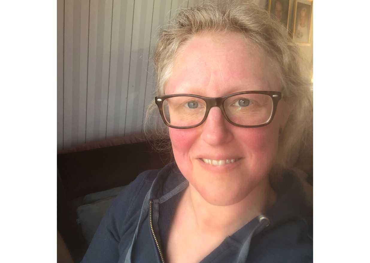 Mathilda Sundvall, vice ordförande i Svenska covidföreningen.