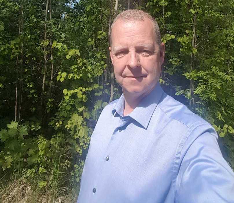 Håkan Carlsson vill dra sitt strå till stacken.