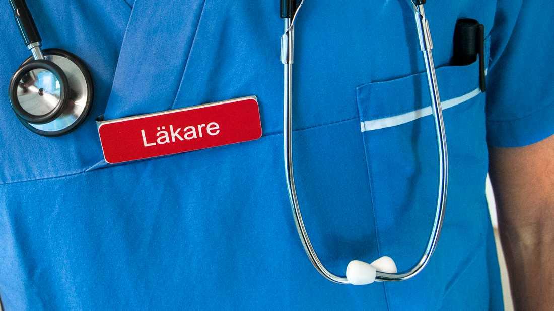 En läkare i Uppsala län misstänks för våldtäkt. Arkivbild.