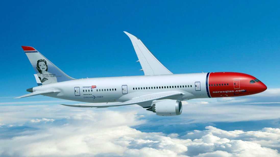 sista minuten flyg norwegian