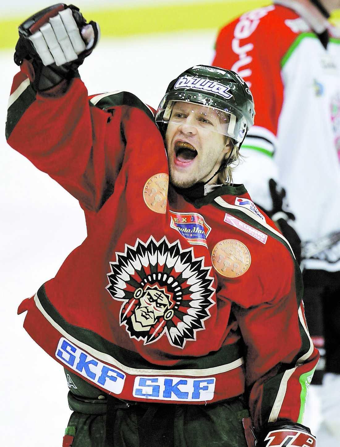 JA! Tommi Kallios Frölunda skulle nog få plats i en ny nordisk superliga.