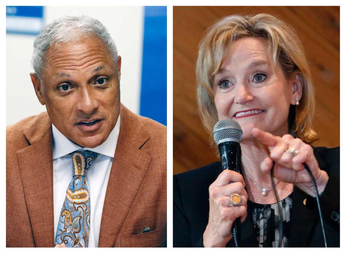 Cindy Hyde-Smith besegrar Mike Espy i senatsvalet i Mississippi.
