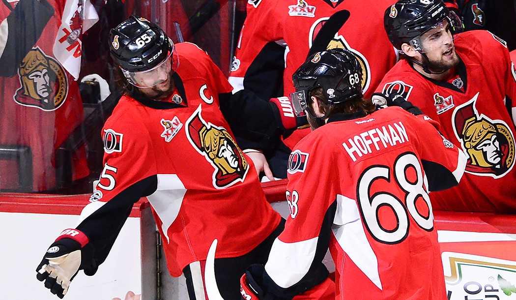 Karlsson och Hoffman.