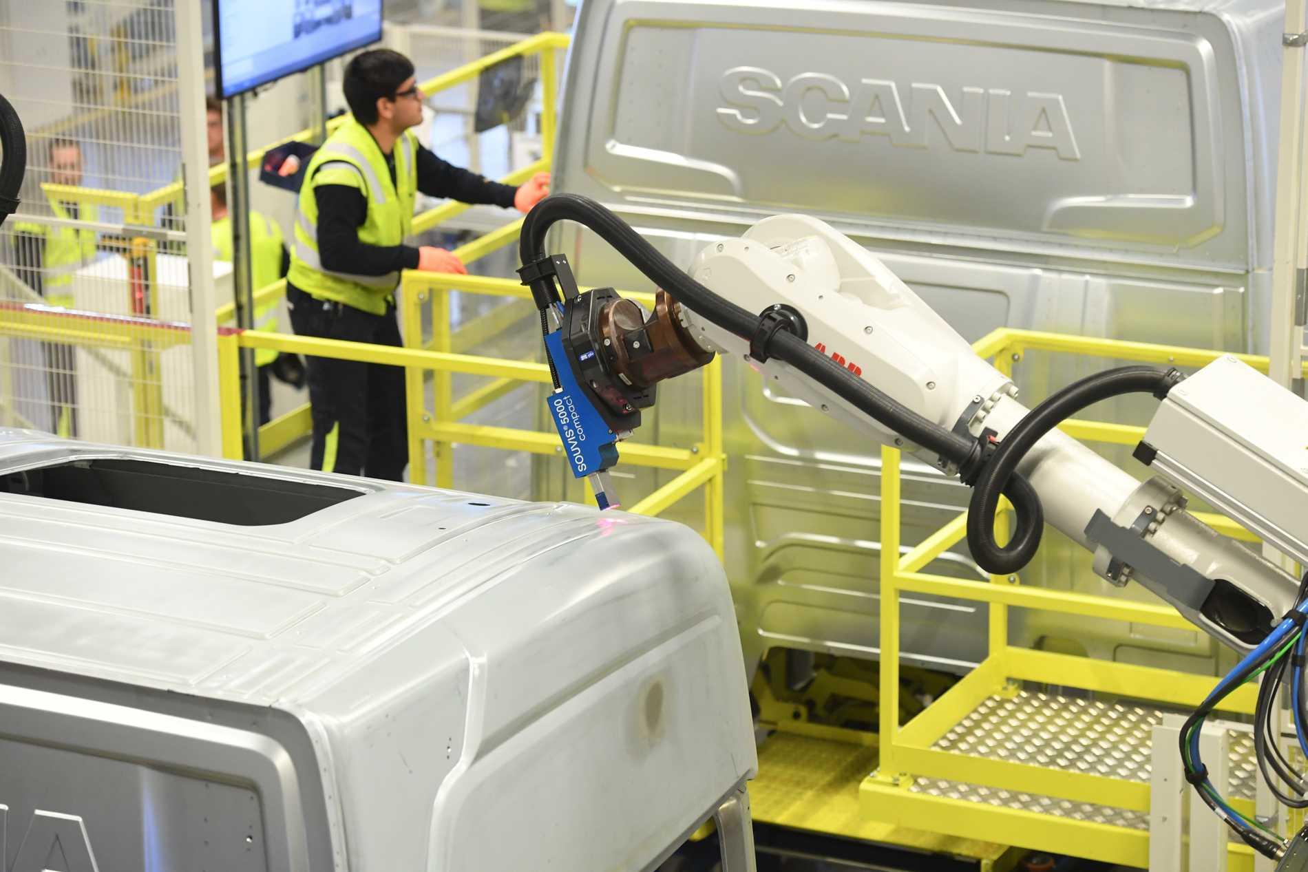 Dystra siffror från Scania-ägaren