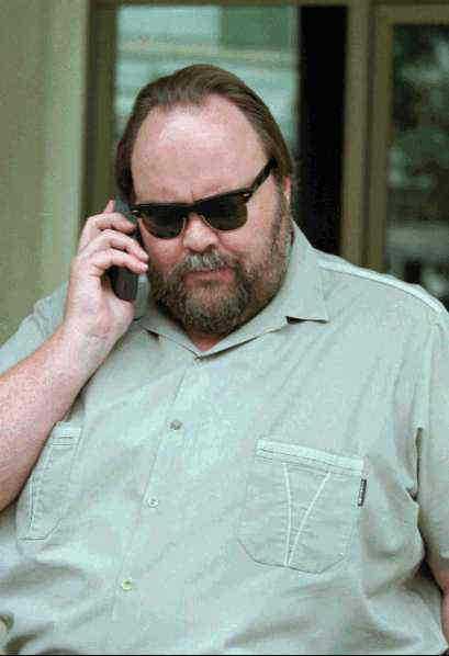 Spionen Craig Williamson.