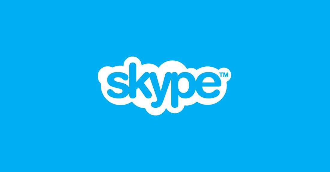Skype hör till programmen som berörs av det nya användaravtalet.