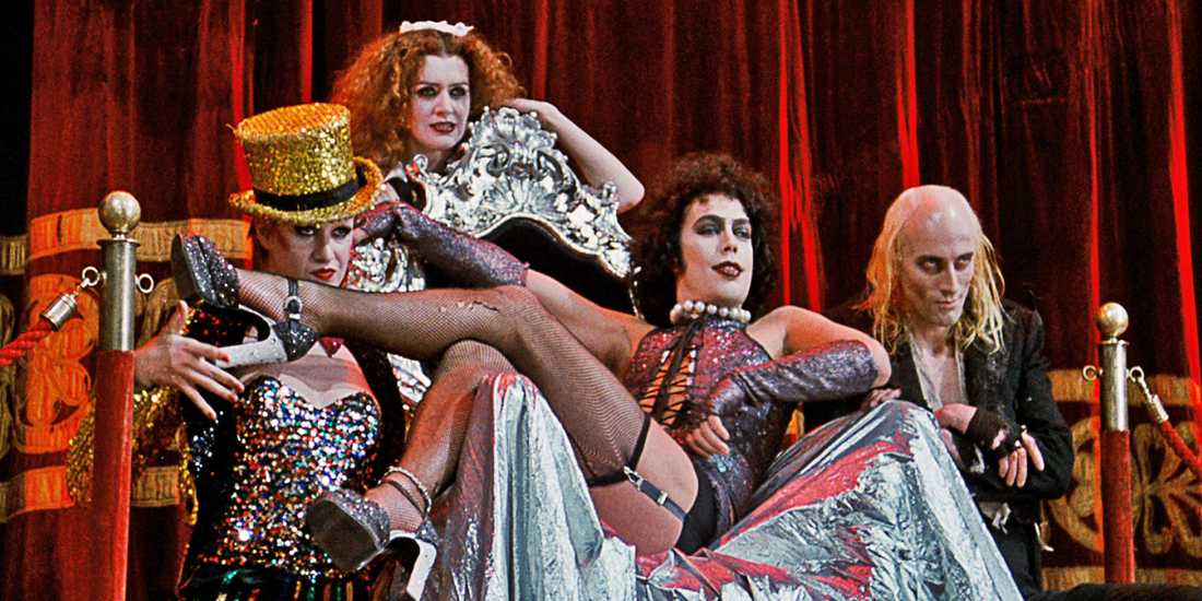 """The Rocky horror picture show""."
