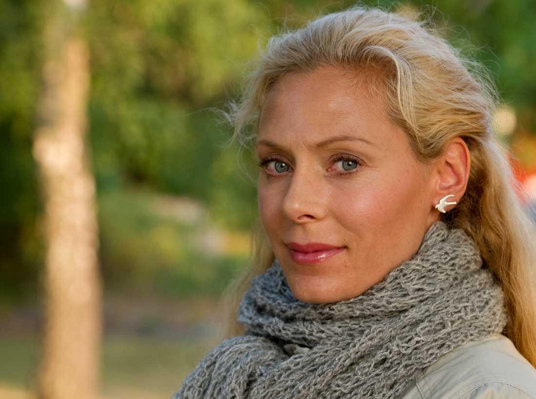 HD sänker straffet mot de fyra män som olovligen gjort filmer tillgängliga på nätet. På bilden ses Eva Röse som spelar huvudrollen i den aktuella filmen. Arkivbild.