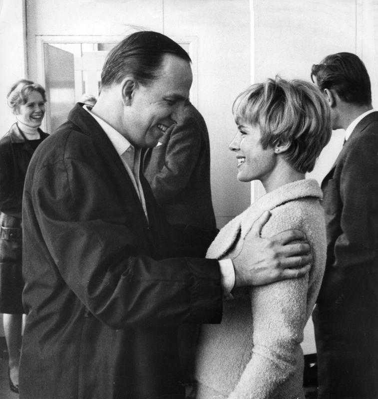 Bibi blev tidigt en av Bergmans favoriter.