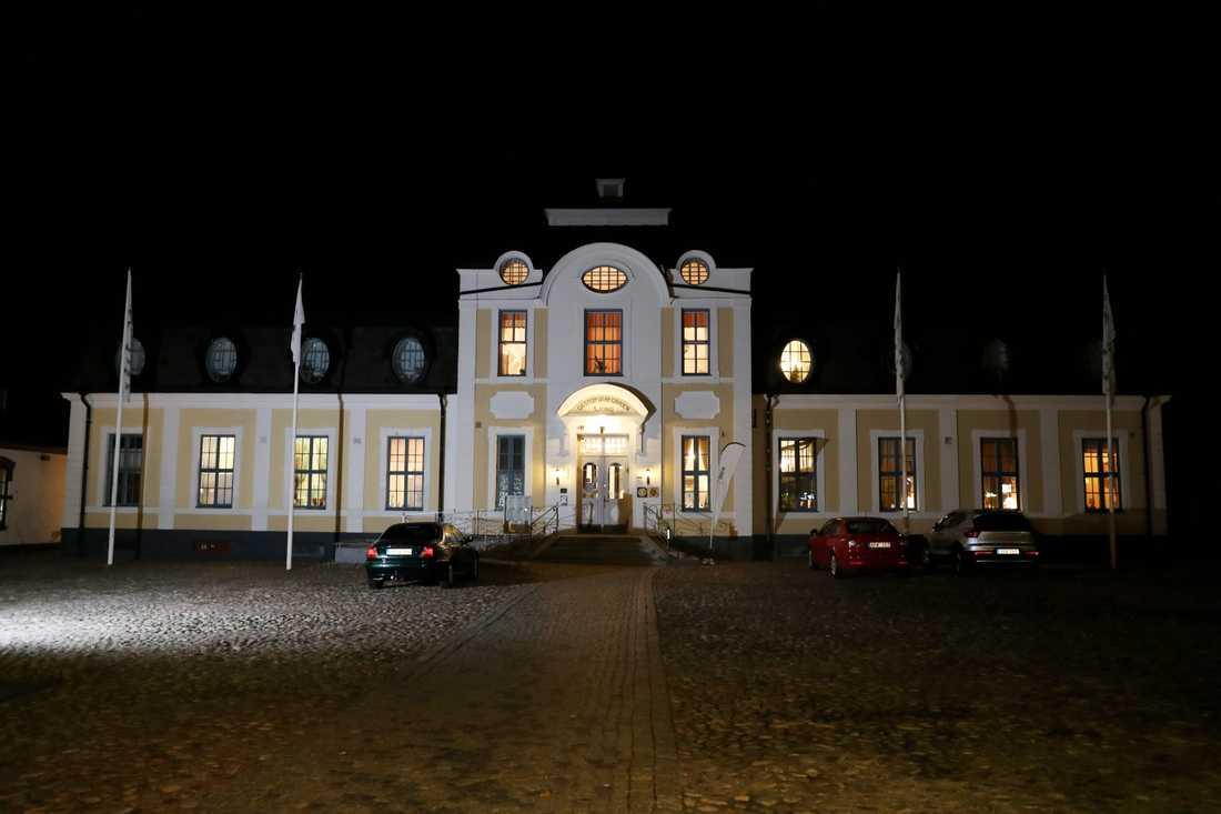 Sjöbo Gästgifvaregård.