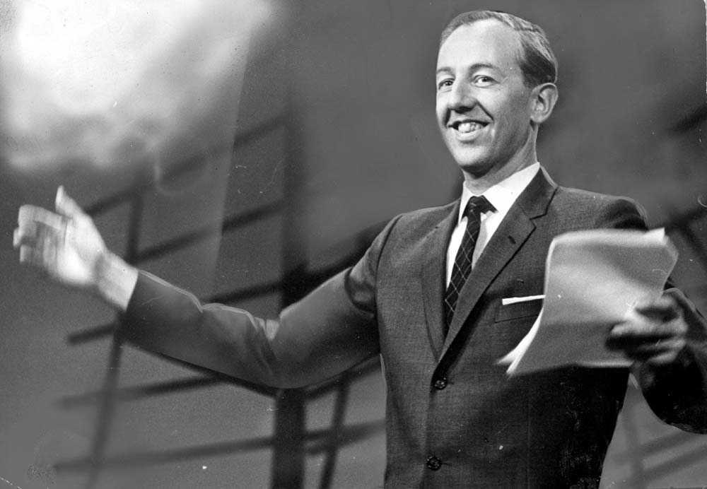Bengt Feldreich var julvärd mellan 1959-1971.