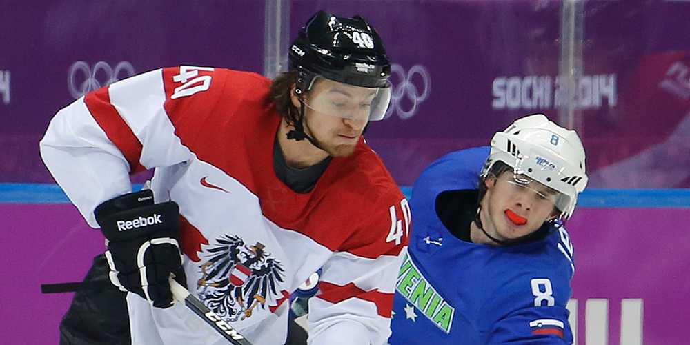 Vaneks lagkamrat i NY Islanders, Michael Grabner.