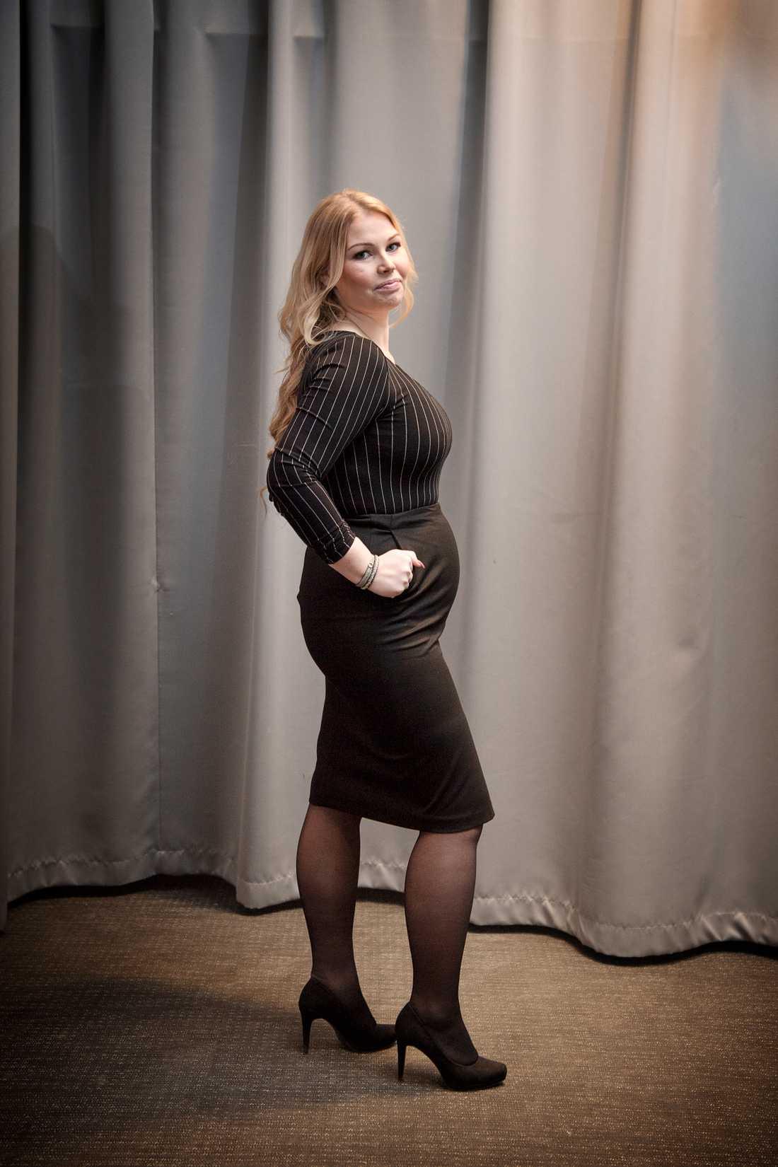 Elin Näslund.