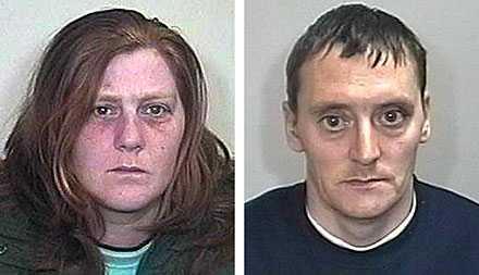 Karen Mathews, 33, och Michael Donovan, 40.
