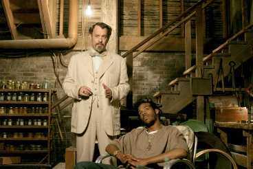 "Tom Hanks i ""The Ladykillers"""