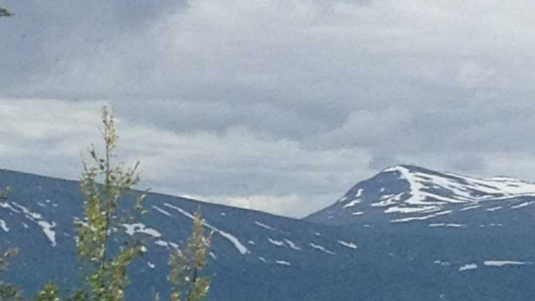 Ritsemsfjällen i Norrbotten. Arkivbild.