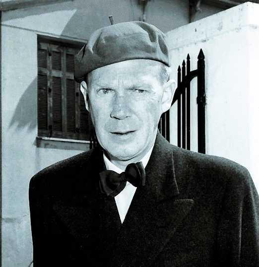 Gunnar Ekelöf – ja.