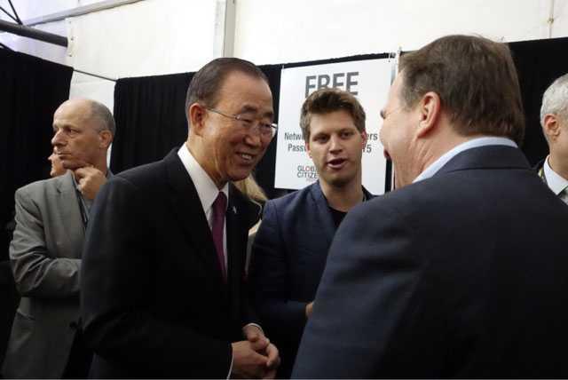 FN:s generalsekreterare Ban Ki-Moon