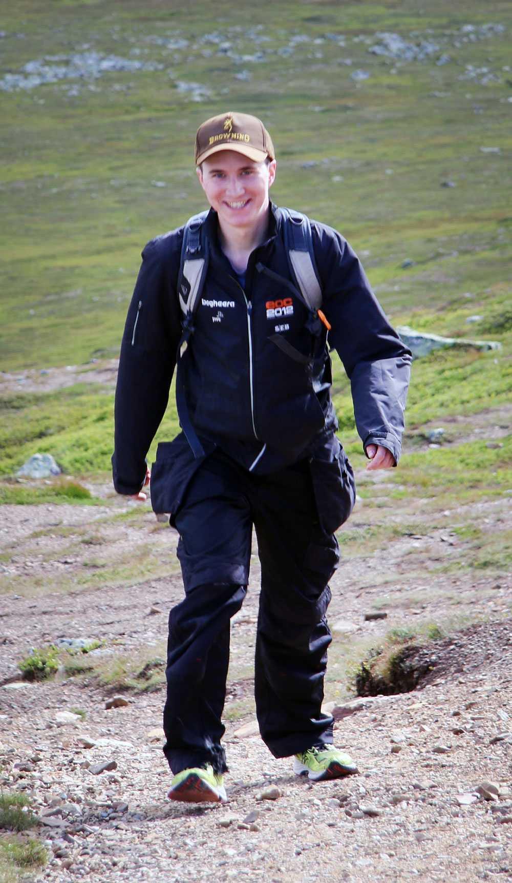 Bogg Magnus Andersson blev 25.