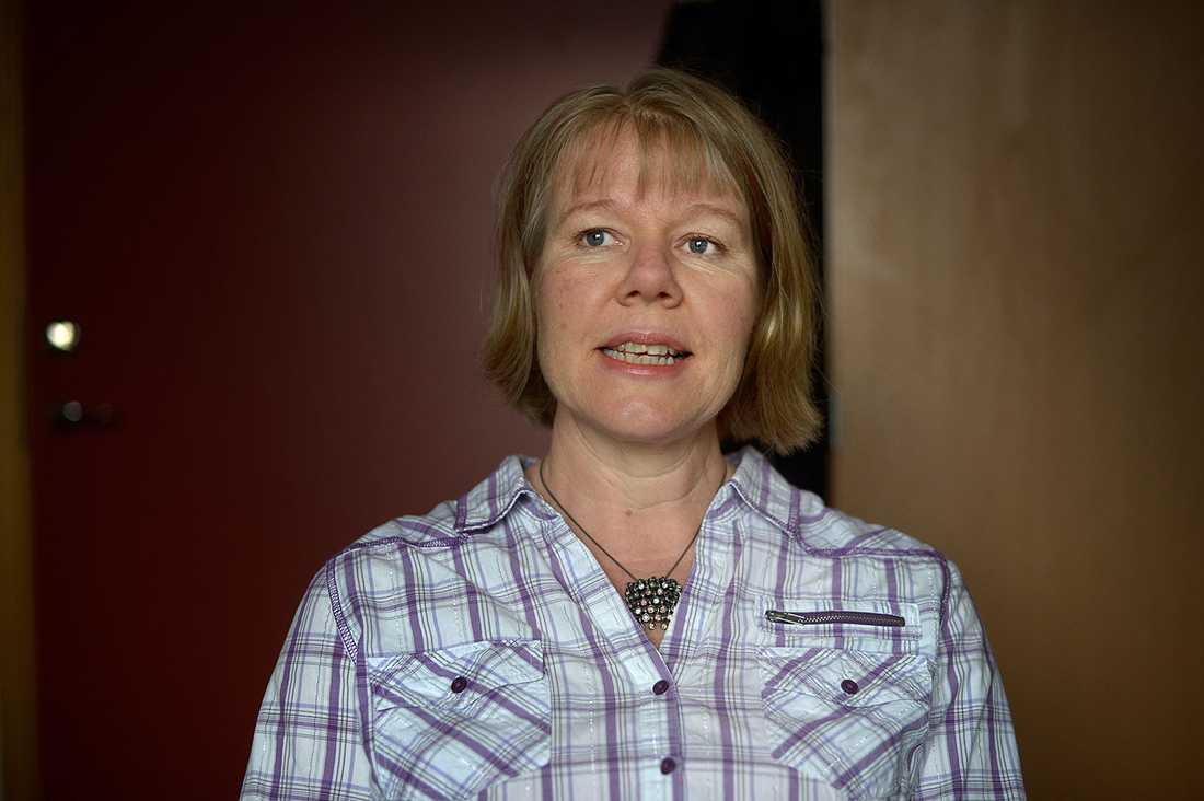 Marie-Helen Ståhl, utbildningssamordnare i Borgholm.