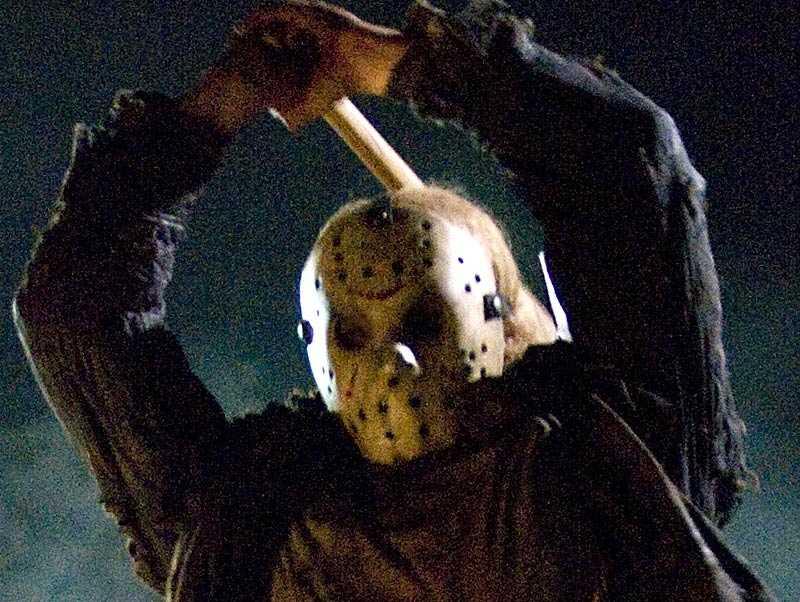 """""""Jason"""" – ett populärt filmmonster vi lär se mer av i framtiden."""
