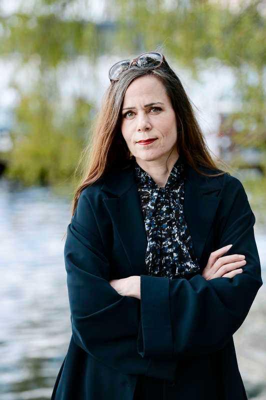Sara Danius i maj 2013.