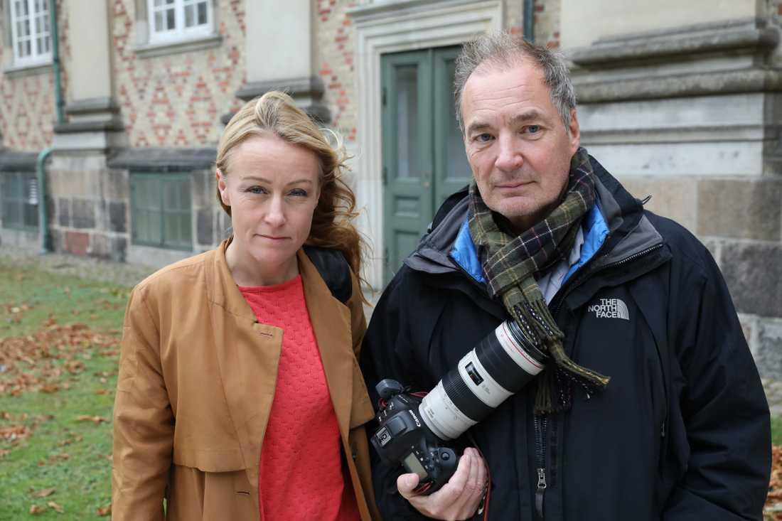 Susanna Nygren och Krister Hansson
