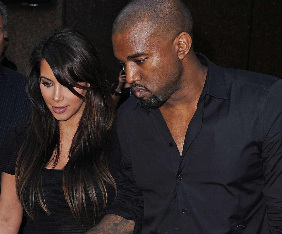 Nu vill Kim gifta sig med sin Kanye .