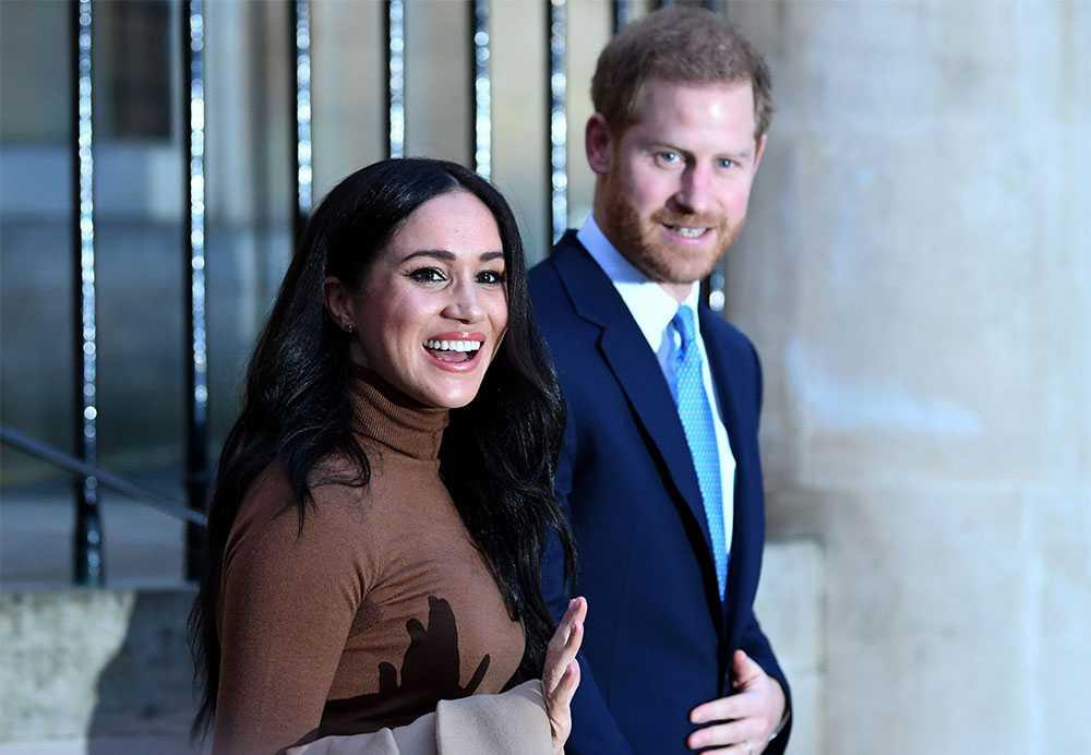 Prins Harry och Meghan startar en podd på Spotify.