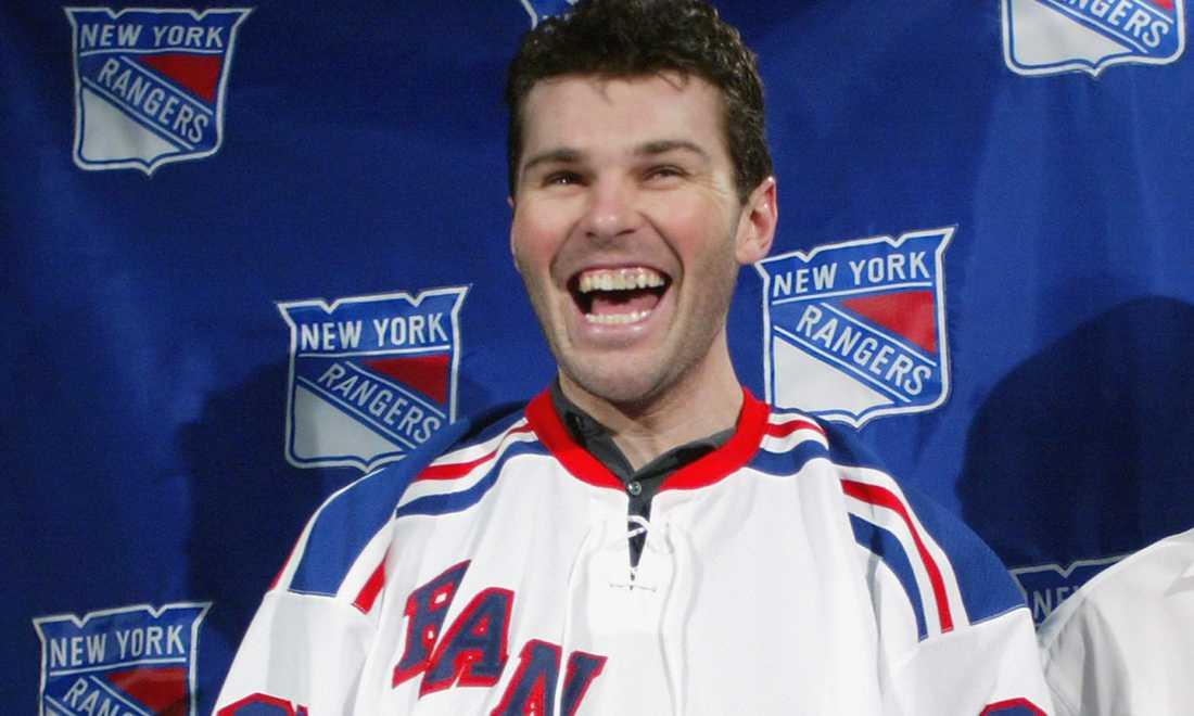 I januari 2004 bytte Jagr klubb igen – från Capitals till New York Rangers. Sin första match för storstadsklubben gjorde stjärnan 24 januari 2004.