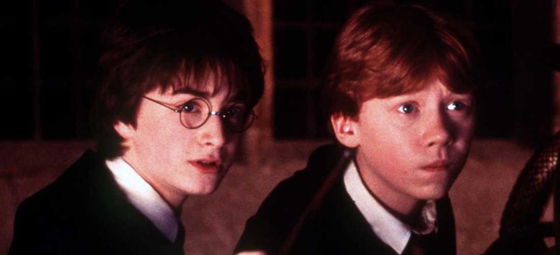 Harry Potter spelas av Daniel Radcliff