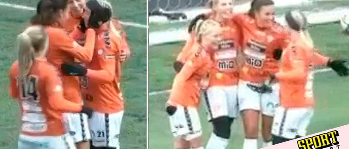 Kristianstad vinnare i uppskjutna matchen