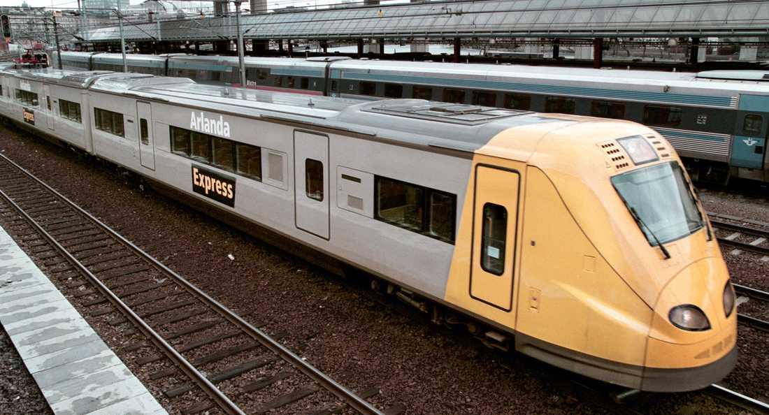 260 kronor blir det nya priset för en enkelresa mellan Stockholm och Arlanda flygplats.