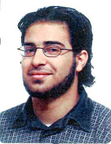 Anas Khalifa, 21, kopplas till den extremistiska hemsidan omislam.com.
