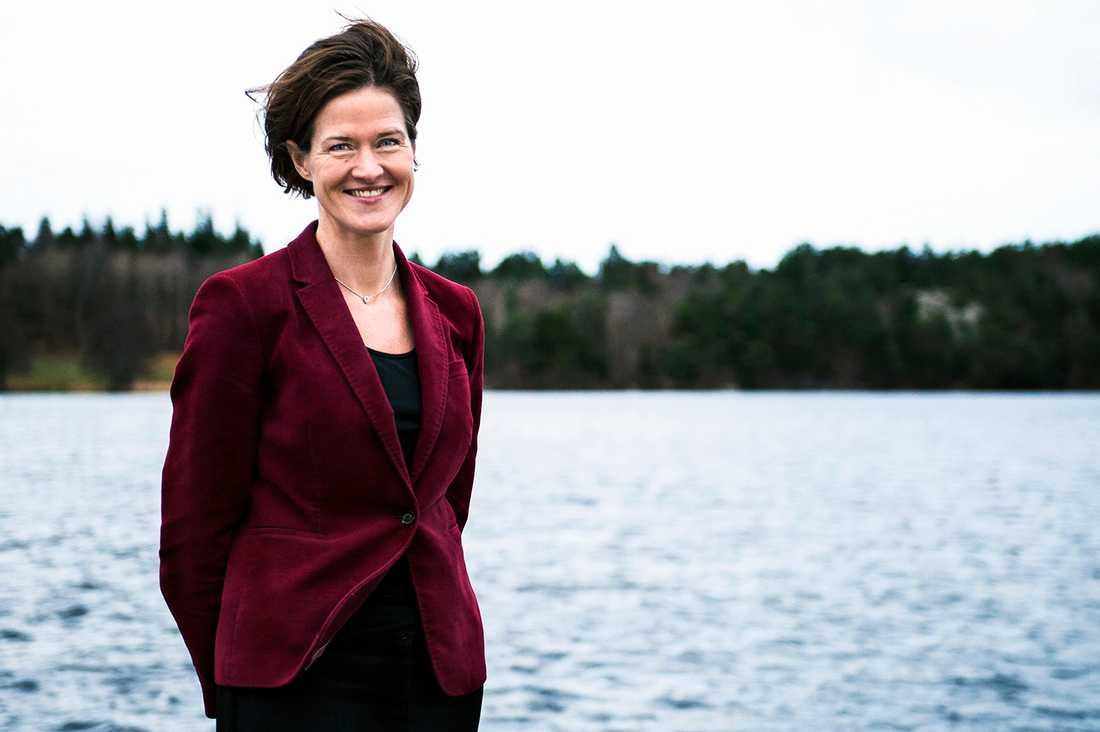 """""""Jag är hedrad över att det har kommit nomineringar och över att så många runt om i landet visar så stort förtroende för mig"""", säger Anna Kinberg Batra som tippas bli ny M-ordförande."""
