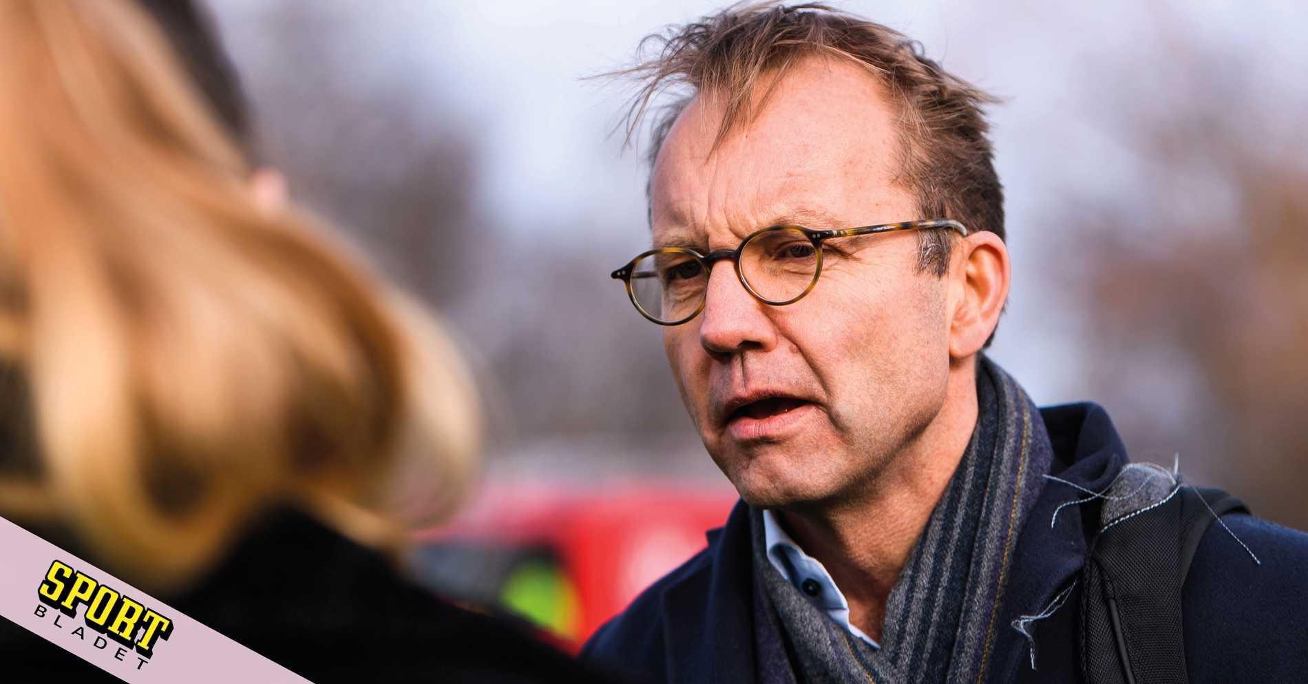 Björn Eriksson: RF blir en bevakare