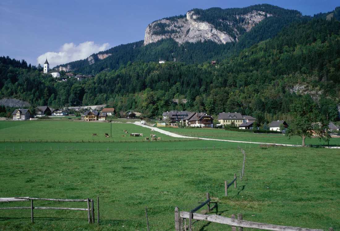 Österrike.